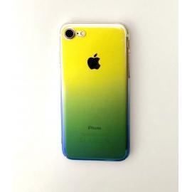 Obal / kryt na iPhone 6 / 6S  - olejová černá