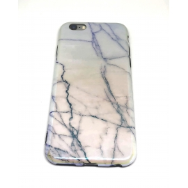 Obal / kryt na iPhone X  - lesklý mramor