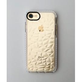 Obal / kryt na iPhone X  3D silikonový