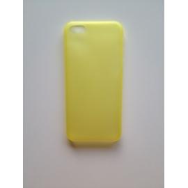 Obal na iPhone 5C žlutý