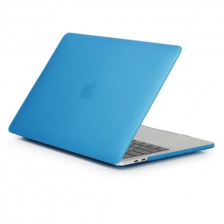 """MacBook Pro 2016 13"""" Obal Světle Modrý Pogumovaný"""