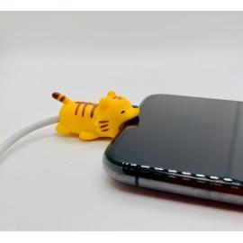 Ochranná zvířátka na nabíjecí kabel- panda