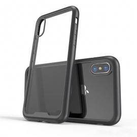 Obal / kryt na iPhone XS max - ochranný černý