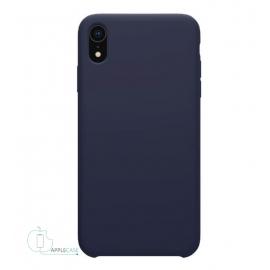 Obal / kryt na iPhone X Tmavě modrý
