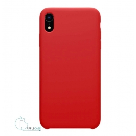 Obal / kryt na iPhone X - červený