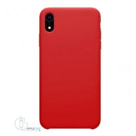 Obal / kryt na iPhone XR - červený