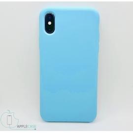 Obal / kryt na iPhone X - tyrkysový