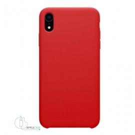 Obal / kryt na iPhone XS - červený