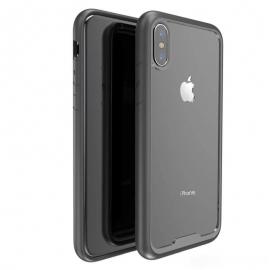 Obal / kryt na iPhone XS- ochranný černý