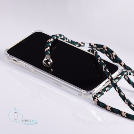 Obal na krk iPhone 6 / 6S plus - army