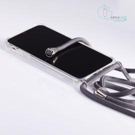 Obal na krk iPhone 6 / 6S plus - grey