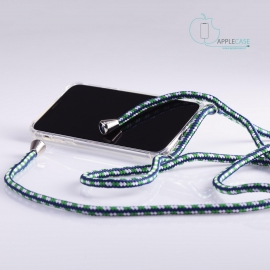 Obal na krk iPhone 6 / 6S plus - white/blue/green