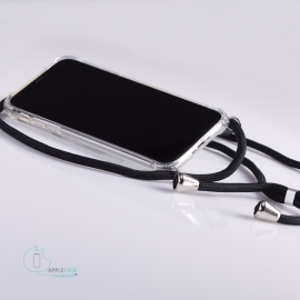 Obal na krk iPhone XR - black