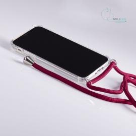 Obal na krk Iphone XS- claret