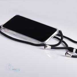 Obal na krk iPhone XS max - black