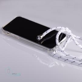 Obal na krk iPhone XS max - white