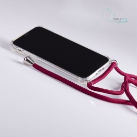 Obal na krk Iphone XS max- claret
