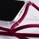 Obal na krk Iphone X- claret