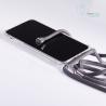 Obal na krk iPhone XR - grey
