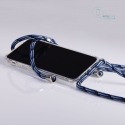 Obal na krk iPhone XS - blue