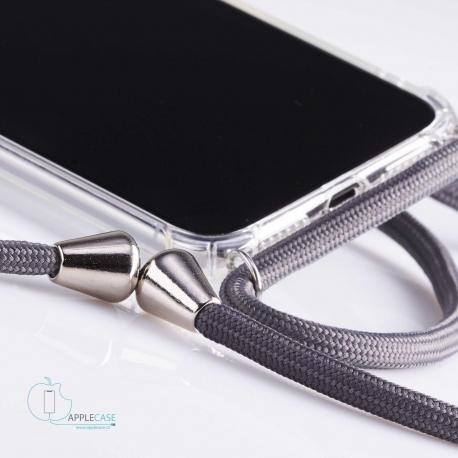 Obal na krk Samsung Galaxy S9 - grey (silver metal)