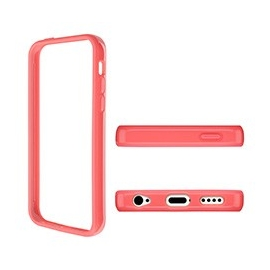 Obal bumper na iPhone 5 Artwizz - červený