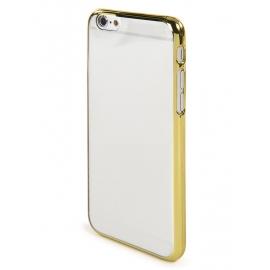 Obal / kryt na iPhone 6 plus Tucano (zlatý)