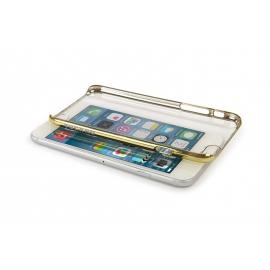 Obal / kryt na iPhone 6 / 6S plus Tucano (zlatý)