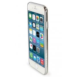 Obal / kryt na iPhone 6 plus Tucano (stříbrný)