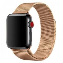 Ocelový pásek pro Apple...