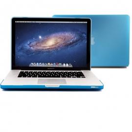 """Obal na MacBook Pro 13.3"""" Světle modrý pogumovaný"""