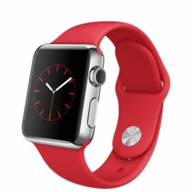 Sport pásek pro Apple Watch 38mm - růžový
